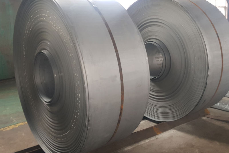 Pickled steel coil